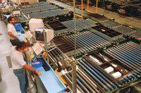Herstellung - Herstellung von Sonnenkollektoren