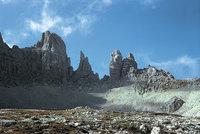 Kessel - Valsorda-Kessel in den Dolomiten