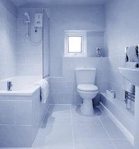 Klofenster - Bad mit Klofenster