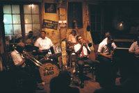 Klub - Musiker in einem Klub