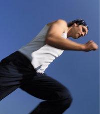 Körper - Ein trainierter Körper