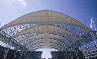 Konstruktion - Konstruktion eines Daches