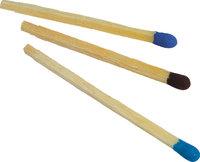 Kopf - Streichhölzer mit farbigem Kopf