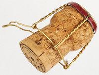 Korken - Korken einer Sektflasche