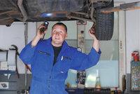 Kraftfahrzeugmechaniker