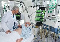 Krankenhaus - Krankenhaus von innen (Intensivstation)