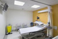 Krankenzimmer - Nicht belegtes Krankenzimmer
