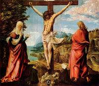 Kreuz - Jesus Christus am Kreuz