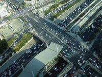 Kreuzungsverkehr