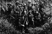 Krieg - Soldaten im Krieg