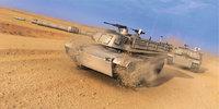 Kriegsgerät - Panzer im Einsatz