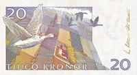 Krone - Schwedische Kronen als Geldschein
