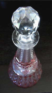 Kunstglas - Karaffe