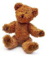 Kuscheltier - Teddybär als Kuscheltier