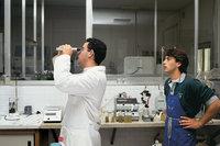 Labor - Männer in einem Labor