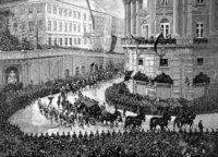 Leichenzug - Leichenzug der Kaiserin Elisabeth (Sissi)