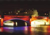 Licht - Licht einer Brücke