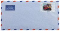 Luftpost - Per Luftpost beförderter Brief
