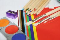Material - Material zum Malen und Basteln