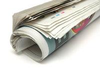 Medium - Zeitung als gedrucktes Medium