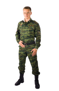Militärkleid