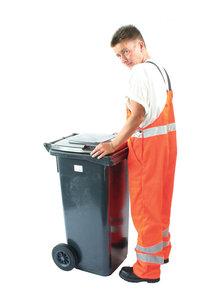 Müllwerker