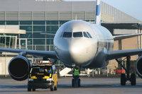 Nase - Nase eines Flugzeugs