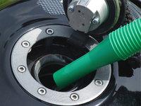 Öffnung - Öffnung zum Einfüllen von Benzin