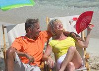 Paar - Ein Paar am Strand