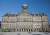 Palast - Königspalast in Amsterdam