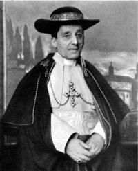 Papst - Papst Benedikt XV.