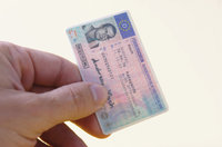 Passbild - Führerschein mit Passbild