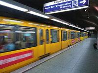 Personenverkehr - U-Bahn