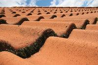 Pfanne - Dach mit Pfannen