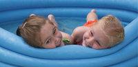 Planschbecken - Zwei Kinder im Planschbecken