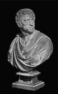 Porträtbüste - Porträtbüste des Marcus Brutus