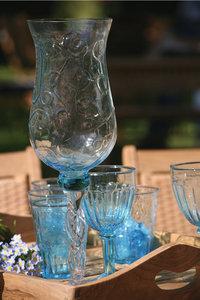 Pressglas - Verschiedene Gefäße aus Pressglas