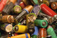Problemmüll - Altbatterien als Problemmüll