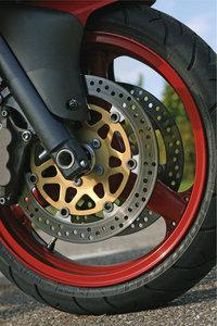 Reifen - Reifen eines Motorrades