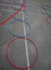 Reifen - Reifen in verschiedenen Farben