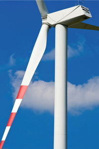 Rotorblatt - Rotorblatt einer Windkraftanlage