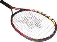 Saite - Mit Saiten bespannter Tennisschläger