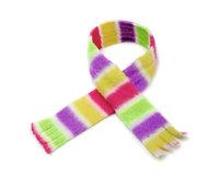 Schal - Ein bunter Schal