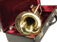 Schallstück - Schallstück einer Trompete