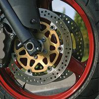 Scheibe - Scheibe zum Bremsen eines Motorrads