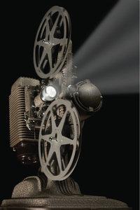 Schmalfilmprojektor