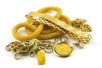Schmuck - Schmuck aus Gold