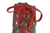 Schnürband - Stiefel mit Schnürband