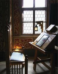 Schreibstube - Mittelalterliche Schreibstube