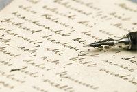 Schrift - Eine lesbare Schrift